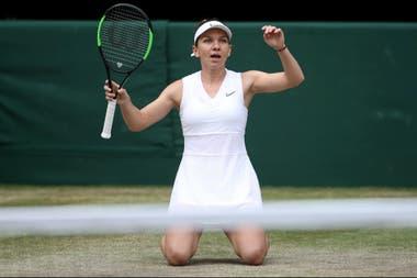 Los Mejores Puntos De La Final De Wimbledon La Sinceridad De Simona
