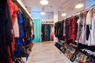 Dress Me Up tiene prendas que van desde el XXS al XXL