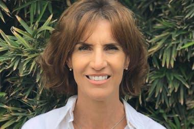 María José Galdeano, asesora del CREA Charata