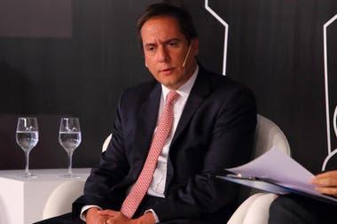 El argentino Matías Videla es el CEO del grupo Cencosud, que busca crecer en el mercado argentino con el eje puesto en la venta digital y el desarrollo de propuestas como los dark stores