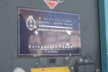 Delegación de la Agencia Nacional de Materiales Controlados (ANMaC) en Córdoba