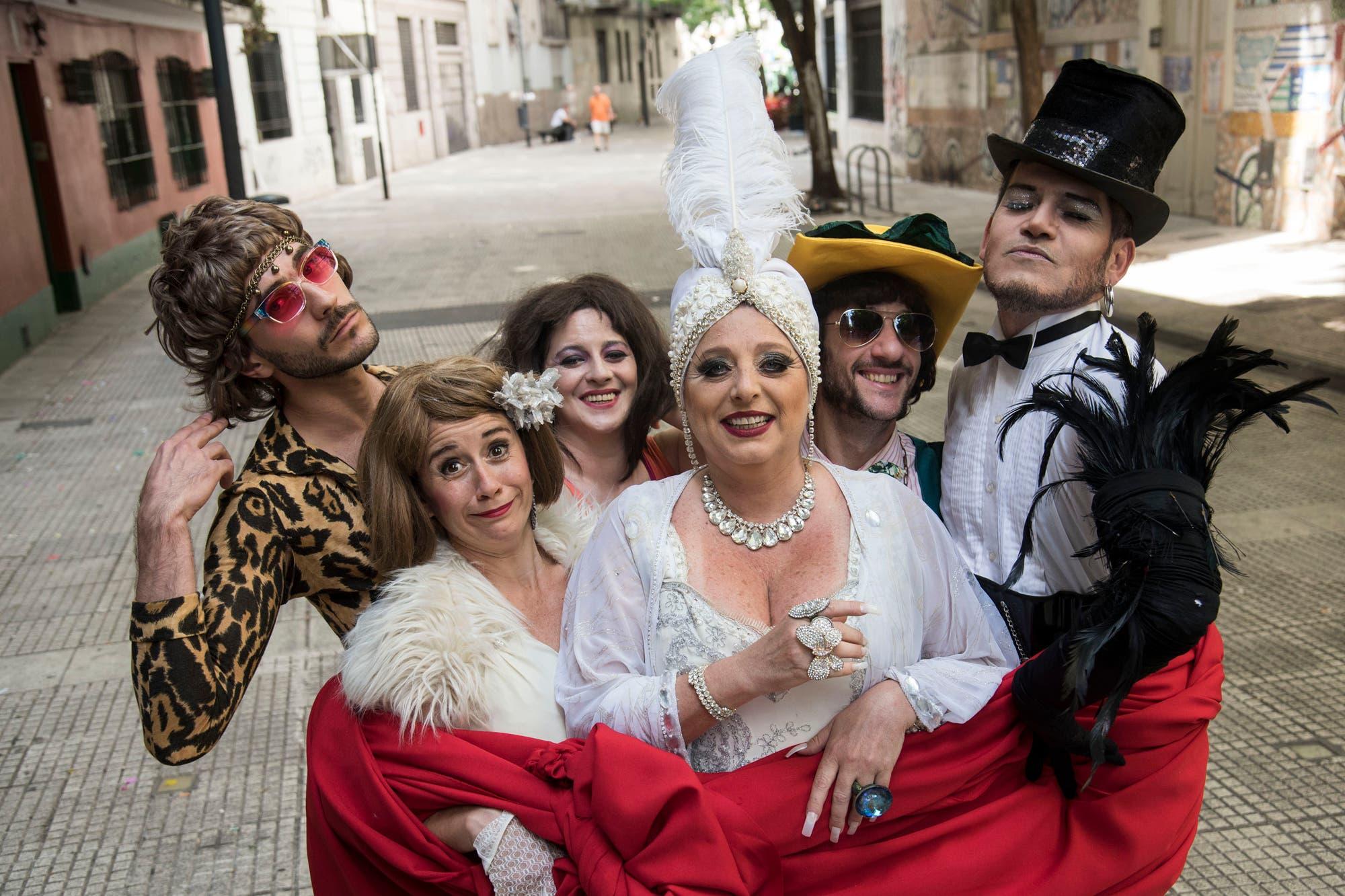 Comienza el cuarto Festival Internacional de Cabaret