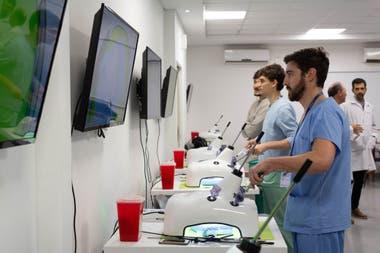 La simulación es el futuro de la educación médica.