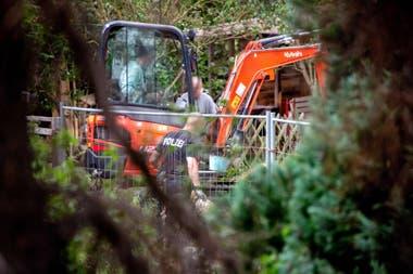 Madeleine McCann: la policía alemana excava en un jardín en busca de pistas