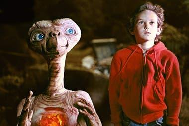 E.T.: el extraterrestre