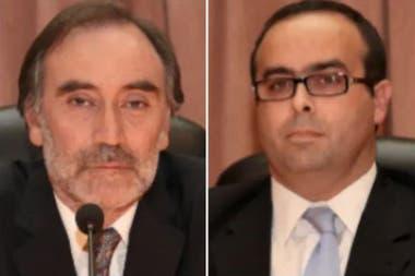 Los camaristas Bruglia y Bertuzzi no asistieron y consideran que la audiencia es ilegítima