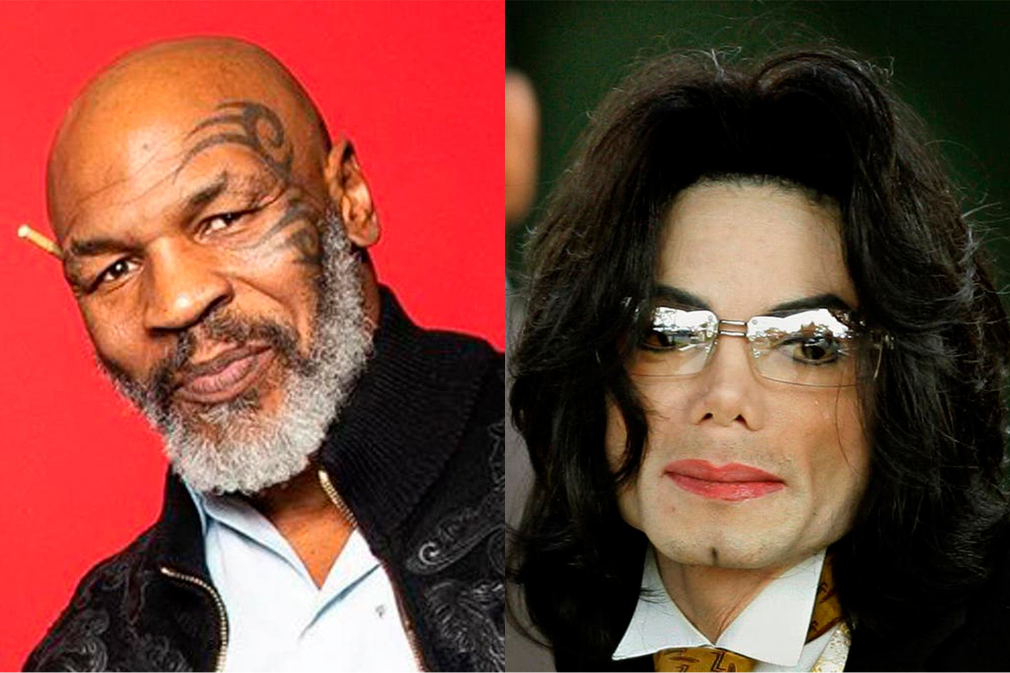 """""""Lo odié"""": Mike Tyson recordó su traumático primer encuentro con Michael Jackson"""
