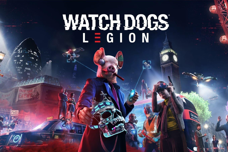 """Watch Dogs Legion: """"el guión tiene 2 millones de palabras, el más largo de un juego de Ubisoft"""", dice su creador"""