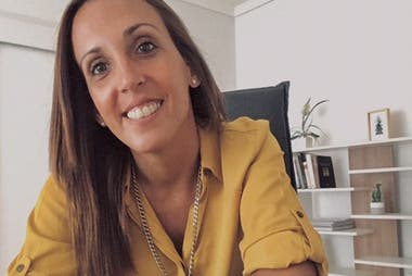 Agustina Cosachov, a psychiatrist, suspected by the court