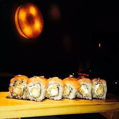 En Kanu no solo hay sushi: también ceviches y sushi salads