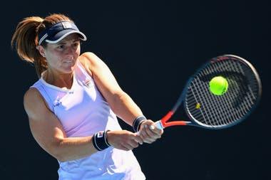 Nadia Podoroska disputa por primera vez el main draw del Open australiano