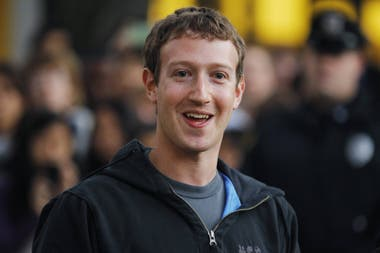 Mark Zuckerberg, cofundador y CEO de Facebook