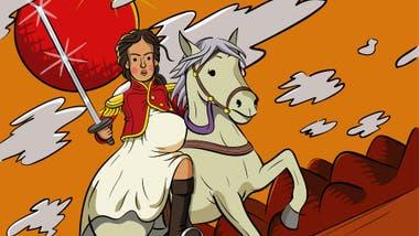 Antiprincesas Un Espejo Para Chicas Lejos De Los Castillos