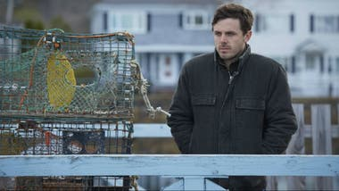 Casey Affleck en Manchester by the Sea