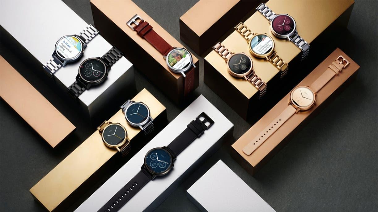 933e8dba15d5 Lenovo pone en pausa el desarrollo de sus relojes inteligentes Moto 360