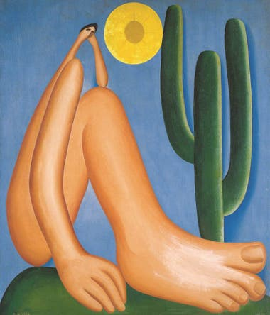 Abaporu, Tarsila do Amaral, 1928