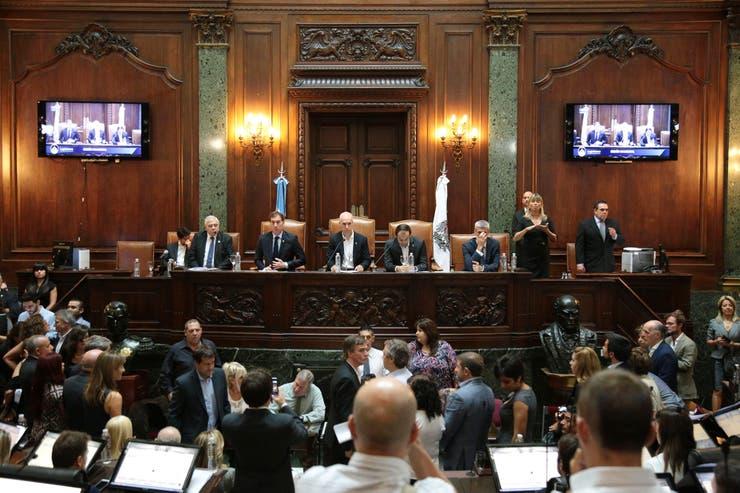 La Legislatura de la Ciudad de Buenos Aires aprobó varias leyes orientadas a los derechos de las mujeres en los últimos años y hay proyectos en fila