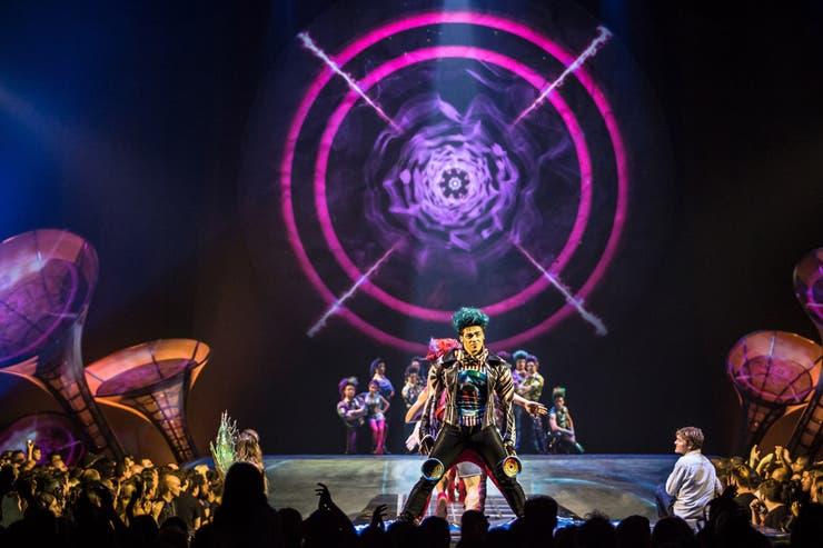 Séptimo Día, el show inspirado en la música de Soda Stereo