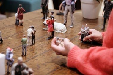 Las miniaturas de las personas creadas por Doob