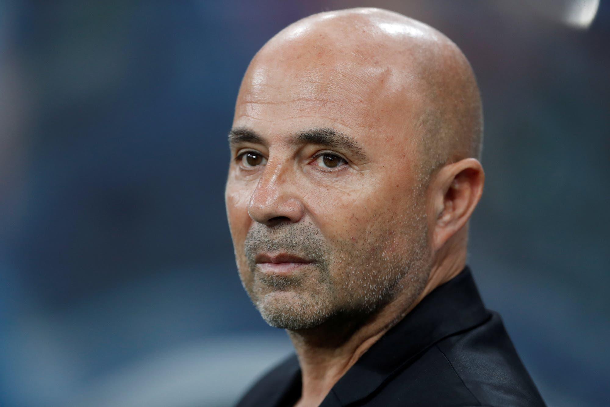 """Jorge Sampaoli rompió el silencio tras su salida de la selección argentina: """"Cada partido fue un sufrimiento"""" y otras frases del DT"""