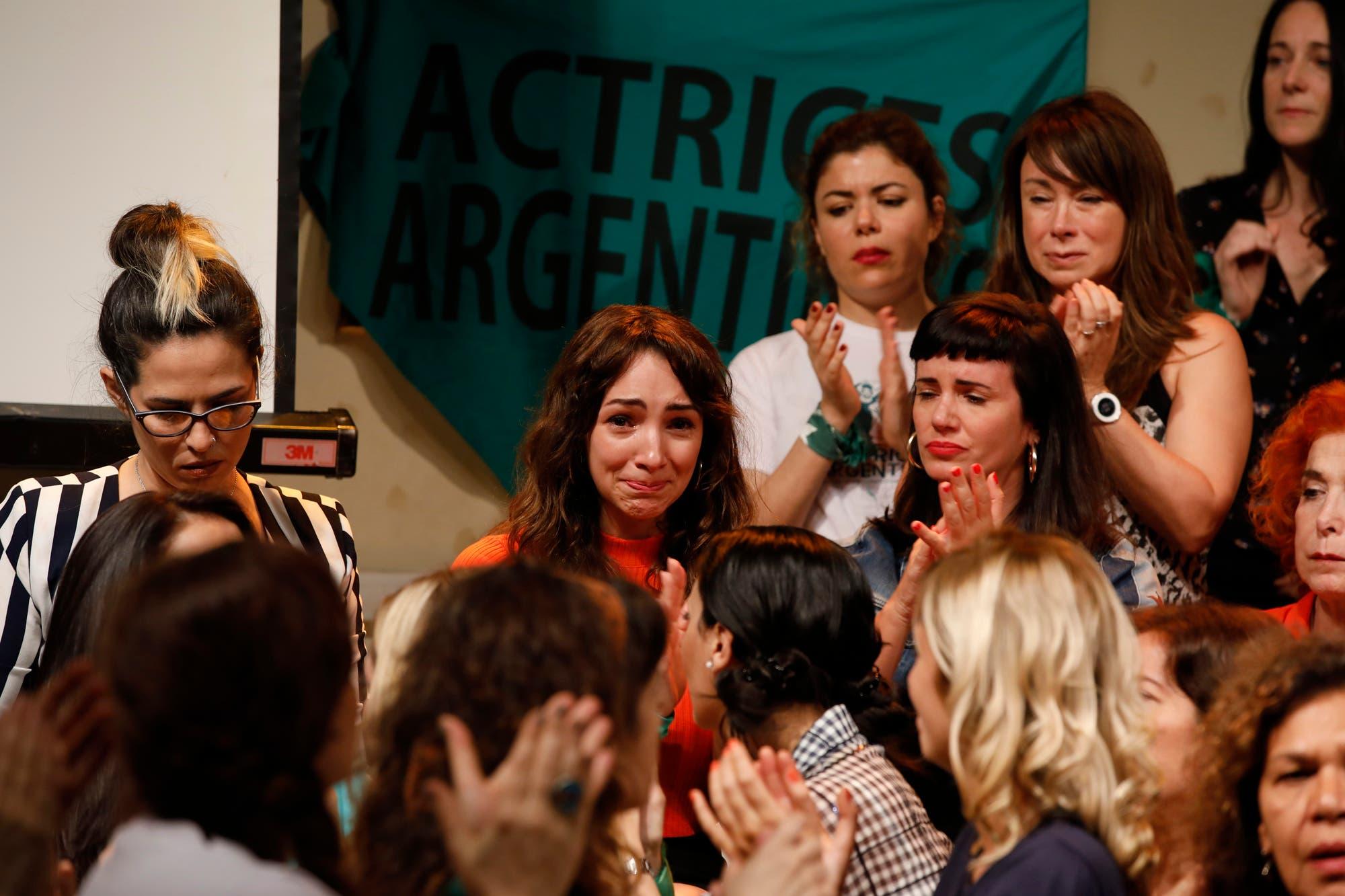Actriz Programas Porno Infantil un grupo de actrices dio a conocer una denuncia penal contra