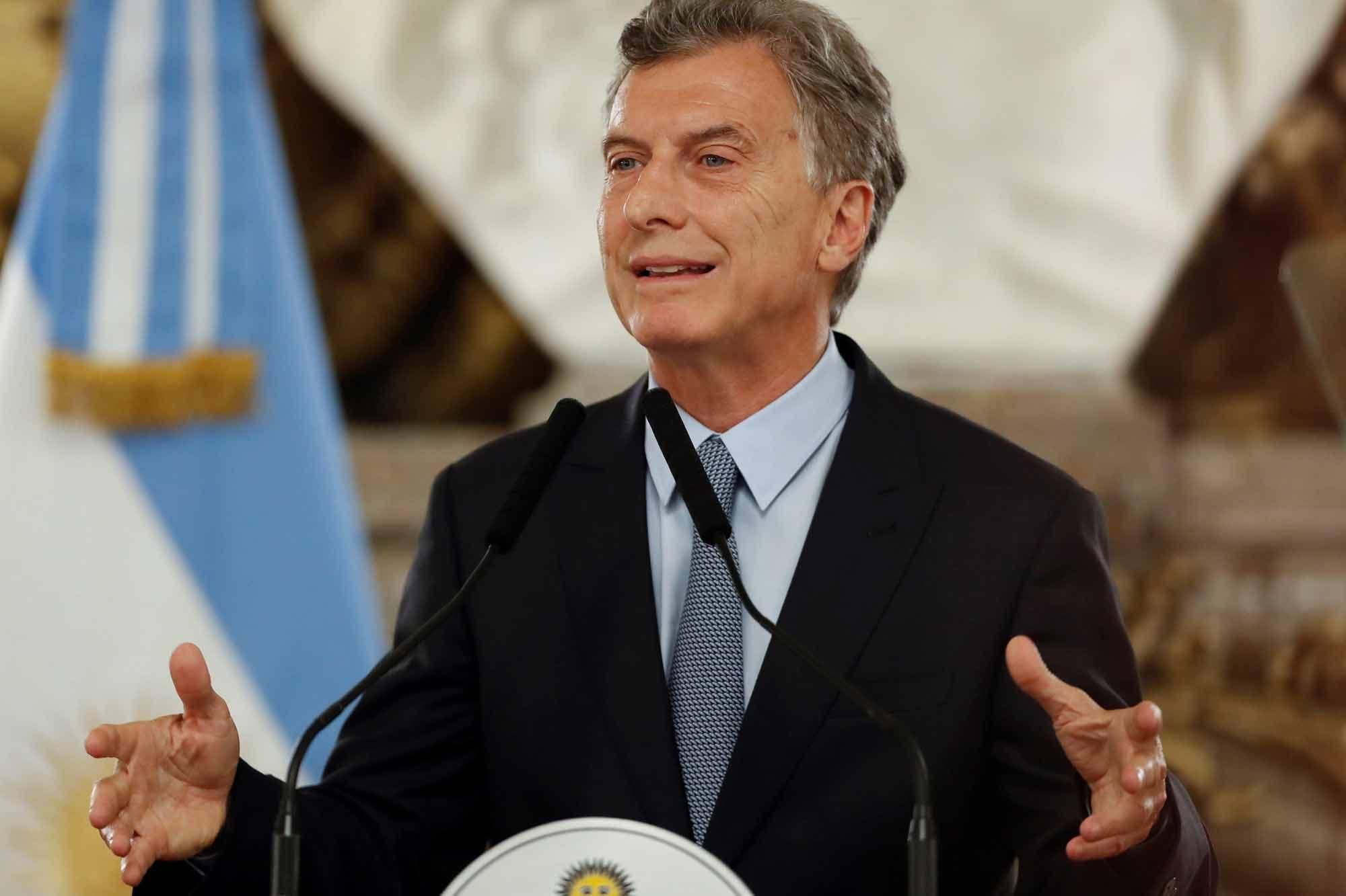 Venezuela: Macri envió un emisario a Washington