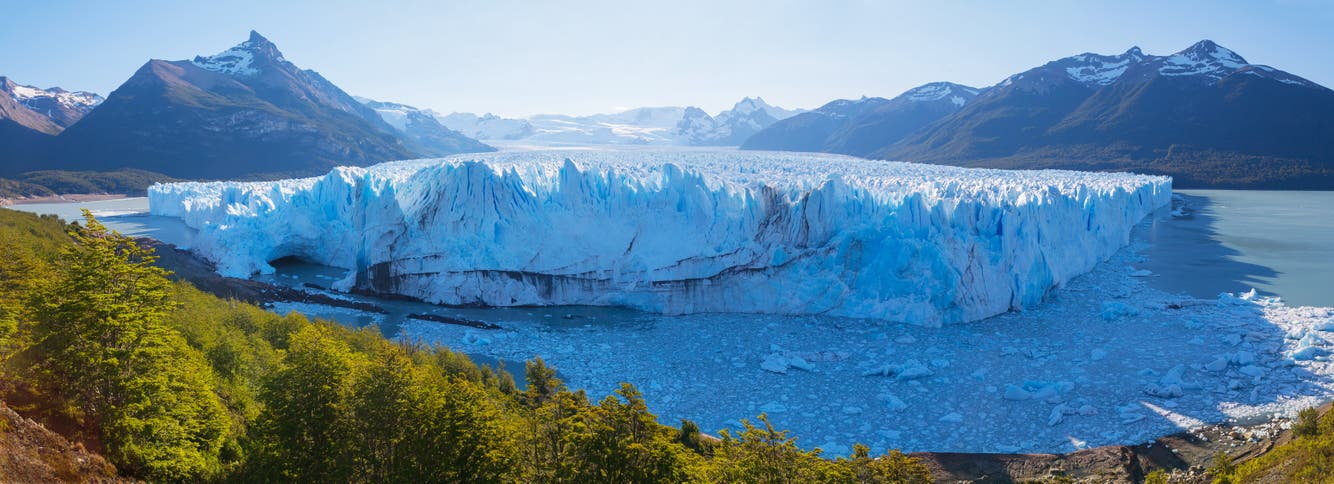 Glaciar Perito Moreno. Santa Cruz