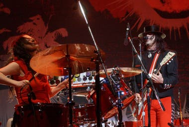The White Stripes, los norteamericanos que mostraron un formato posible
