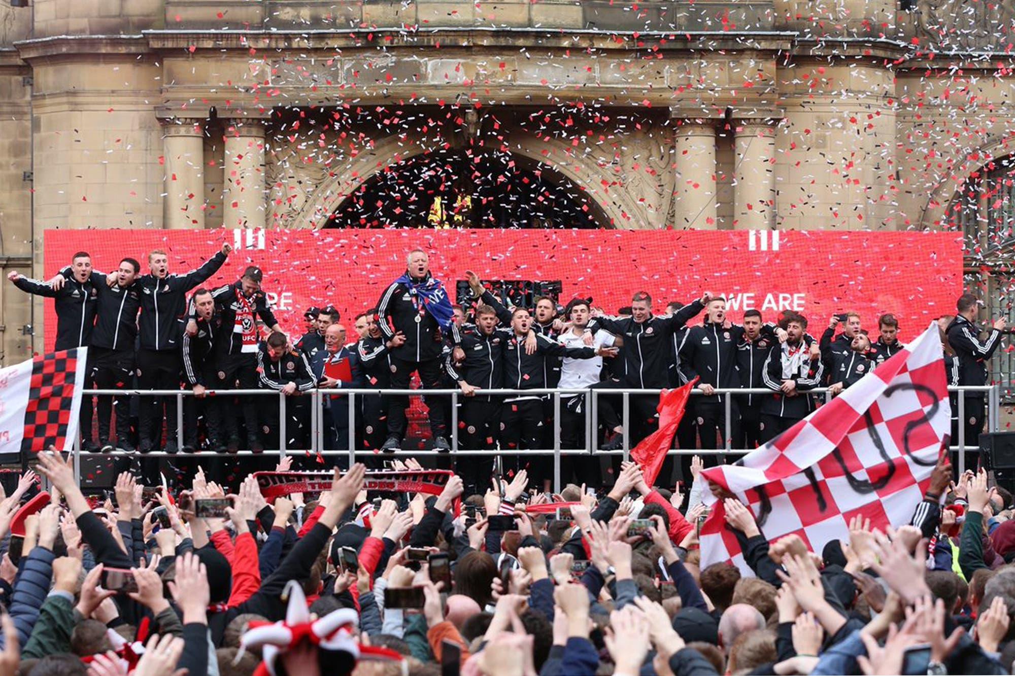 El equipo recién ascendido a la Premier League que fue financiado por Osama Ben Laden