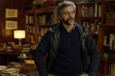 Joaquín Furriel en la segunda temporada de El jardín de bronce
