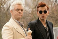 Good Omens plantea un Apocalipsis demasiado adorable