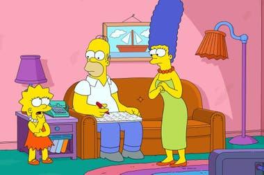 La icónica serie animada ya lleva más de 30 temporadas desde 1989.