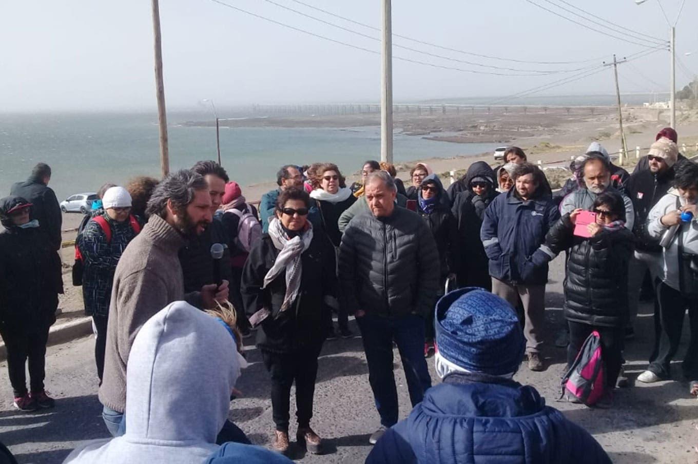 Se levantó el bloqueo a la planta de YPF en Chubut