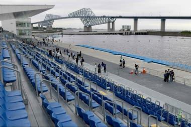 Así será el Sea Forest Waterway de Tokio 2020