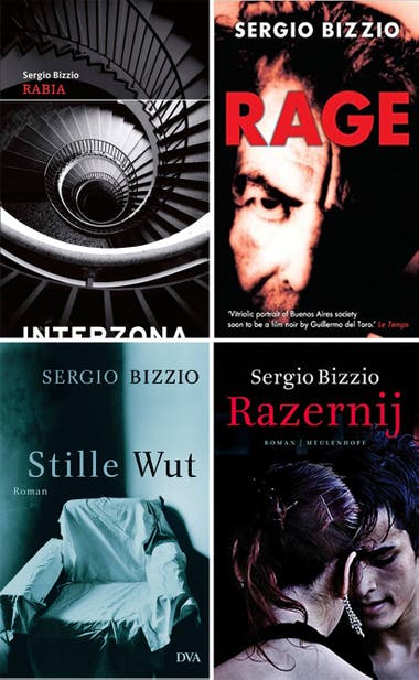 """El escritor Sergio Bizzio publicó """"Rabia"""" en 2004; el libro se tradujo a varios idiomas y ya va por su décima edición"""
