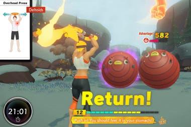 Ring Fit Adventure es el intento más reciente de la industria de los videojuegos para tratar de atraer a los usuarios a ser más activos