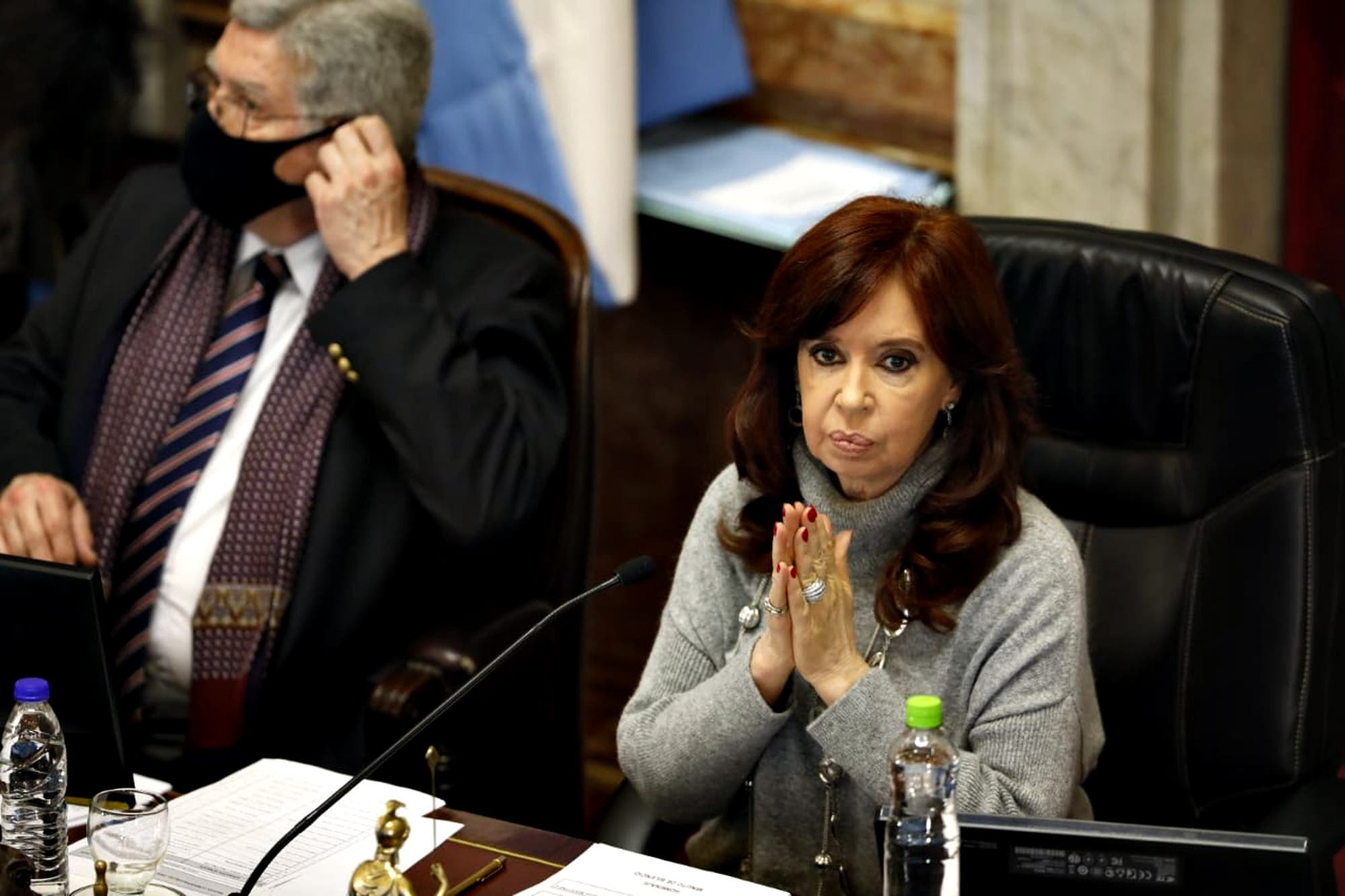 Senado: la oposición abandonó la sesión y denunció irregularidades con el sistema remoto
