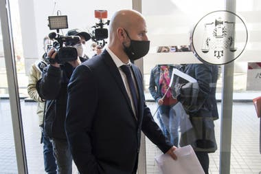 Por la protección a casinos ilegales fue detenido el fiscal regional de Rosario, Patricio Serjal
