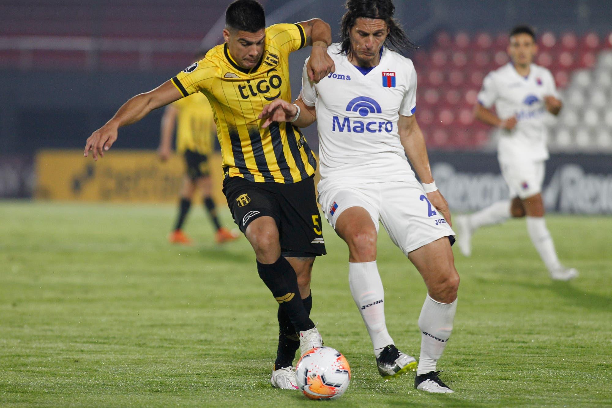 Tigre-Guaraní, por la Copa Libertadores: horario, TV y formaciones