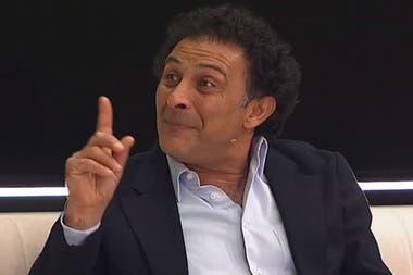 Leo Astrada estuvo junto a Facundo Villalba en ESPN