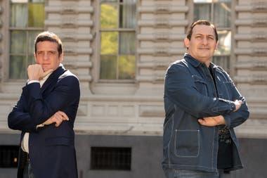 Mauro Szeta y Paulo Kablan hacen ¿Hay un asesino en la sala? Historias y misterios de una mente criminal, vía streaming y bajo la dirección de Daniel Dátola