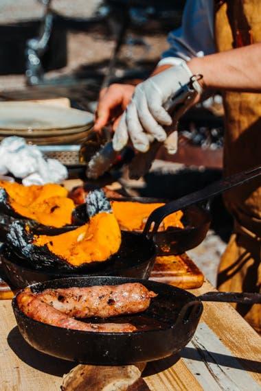 La comida gourmet, una postal que crece en Mendoza