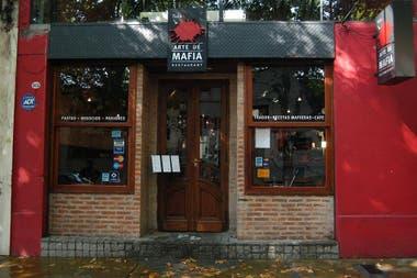 El carpaccio de Arte de Mafia es legendario
