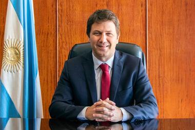 Martín Sabignoso, secretario de Equidad en Salud