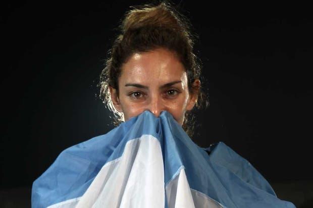Lucha Aymar, símbolo de las Leonas