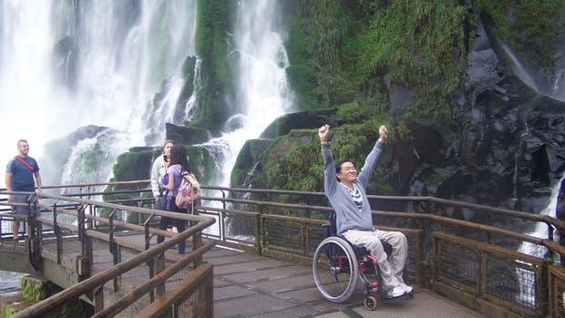 Iguazú, un parque nacional pionero en accesibilidad