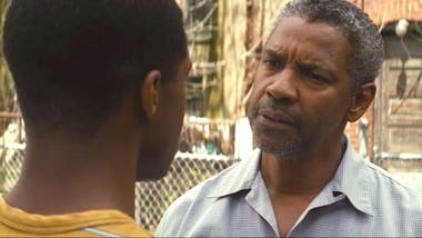 Denzel Washington en Fences