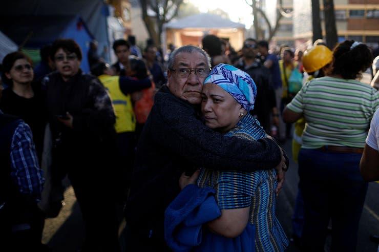 El temor volvió a México, frente a un nuevo terremoto