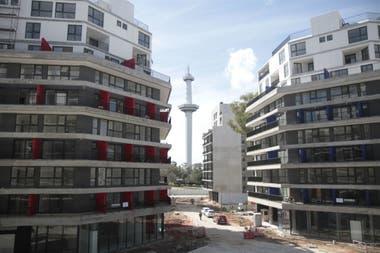 Tambin se posterg la licitacin de cinco nuevos edificios que forman parte del proyecto de la Villa Olmpica