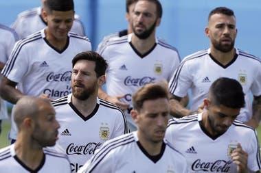 La antesala de un duelo de alto voltaje: Argentina vs. Francia